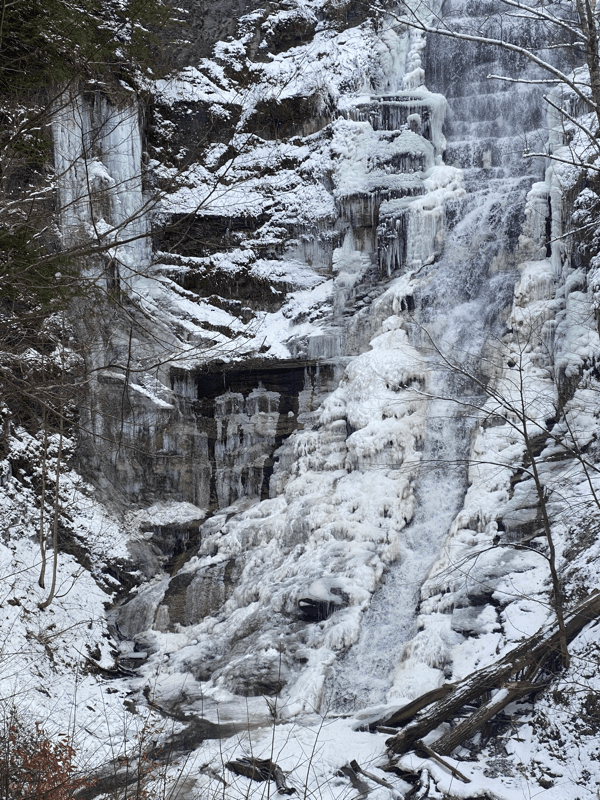 Pratts Falls: Trail Map, Pictures, and More