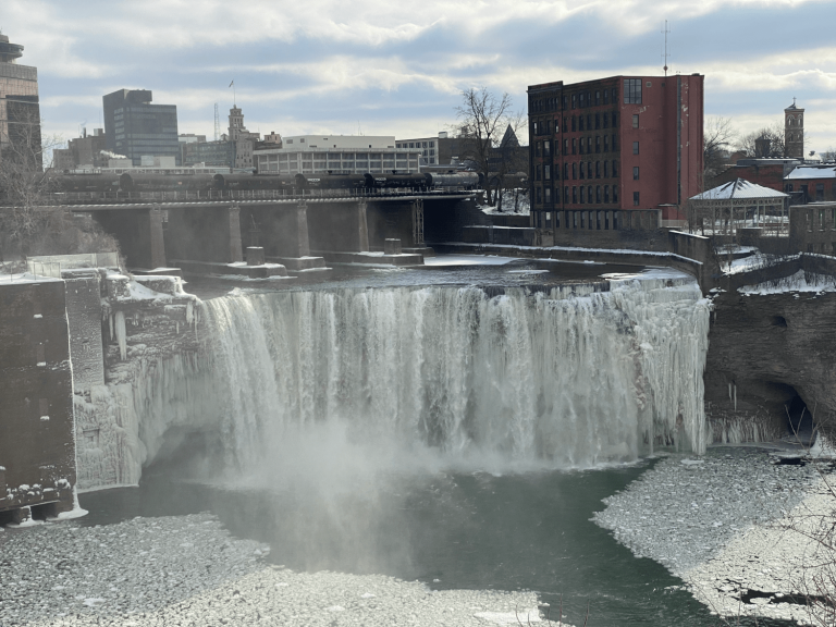 The Best Way to View High Falls in Rochester