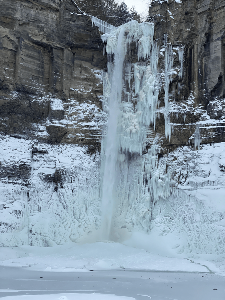 Taughannock Falls in Winter: Best Way to See It!
