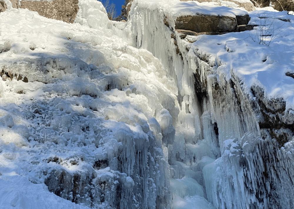 Roaring Brook Falls Trail